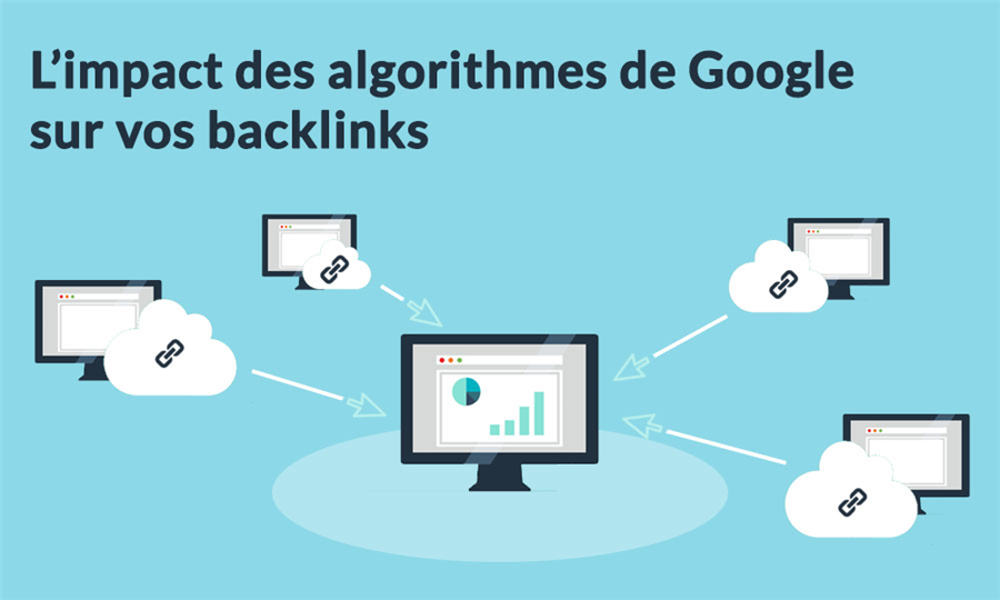 L'impact des algorithmes de Google sur les backlinks